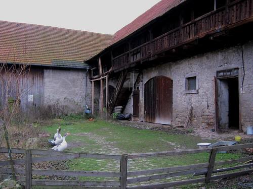 Scheune und Ställe in Gorsleben