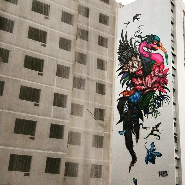 #saopaulo #streetart