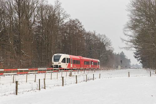 Arriva Spurt GTW 368.