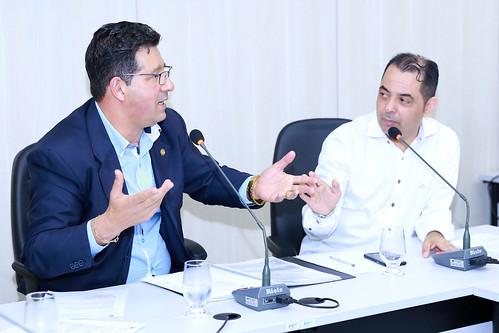 40ª Reunião Ordinária -Comissão de Desenvolvimento Econômico, Transporte e Sistema Viário