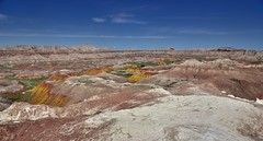 Yellow Mounds and Badlands (Badlands National Park)