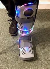 Electric boot