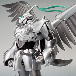 ROBOT魂 《機甲界加里安 鐵之紋章》白銀之惡夢「飛甲兵」!<SIDE PB> 飛甲兵