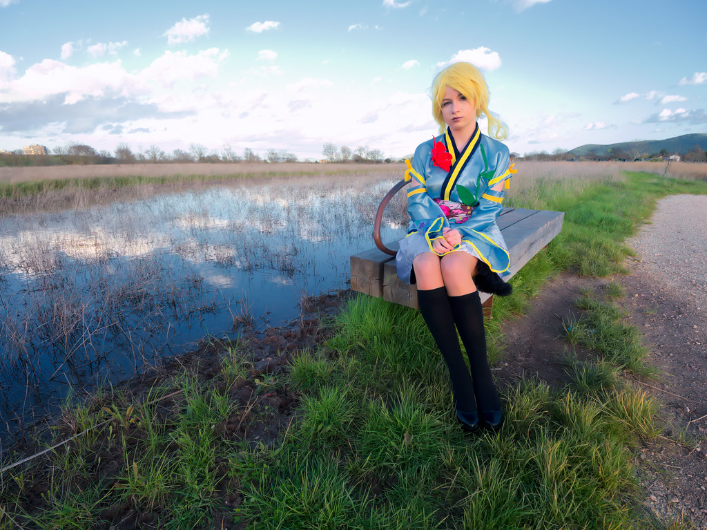 related image - Shooting Love Live - Eli Ayase - Pika Cosplay - Plan d'Eau de La Garde -2018-12-09- P1444349