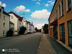 Neuburger St. on Sunday