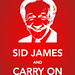 Sid James and Carry On