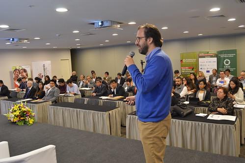 Mesa de Investigación - Investigaciones Perú - Canadá: Efectos del cambio climático