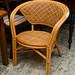 Cane chair E35