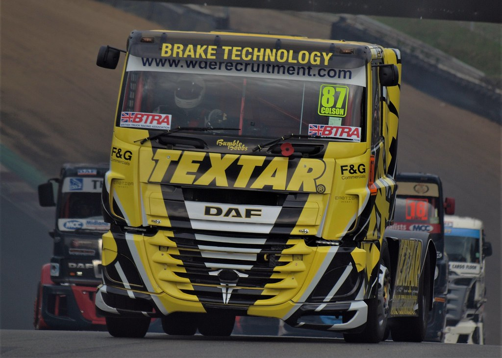 Brands Hatch Truck Racing >> Division 2 Truck Racing Brands Hatch Tony Barker Flickr