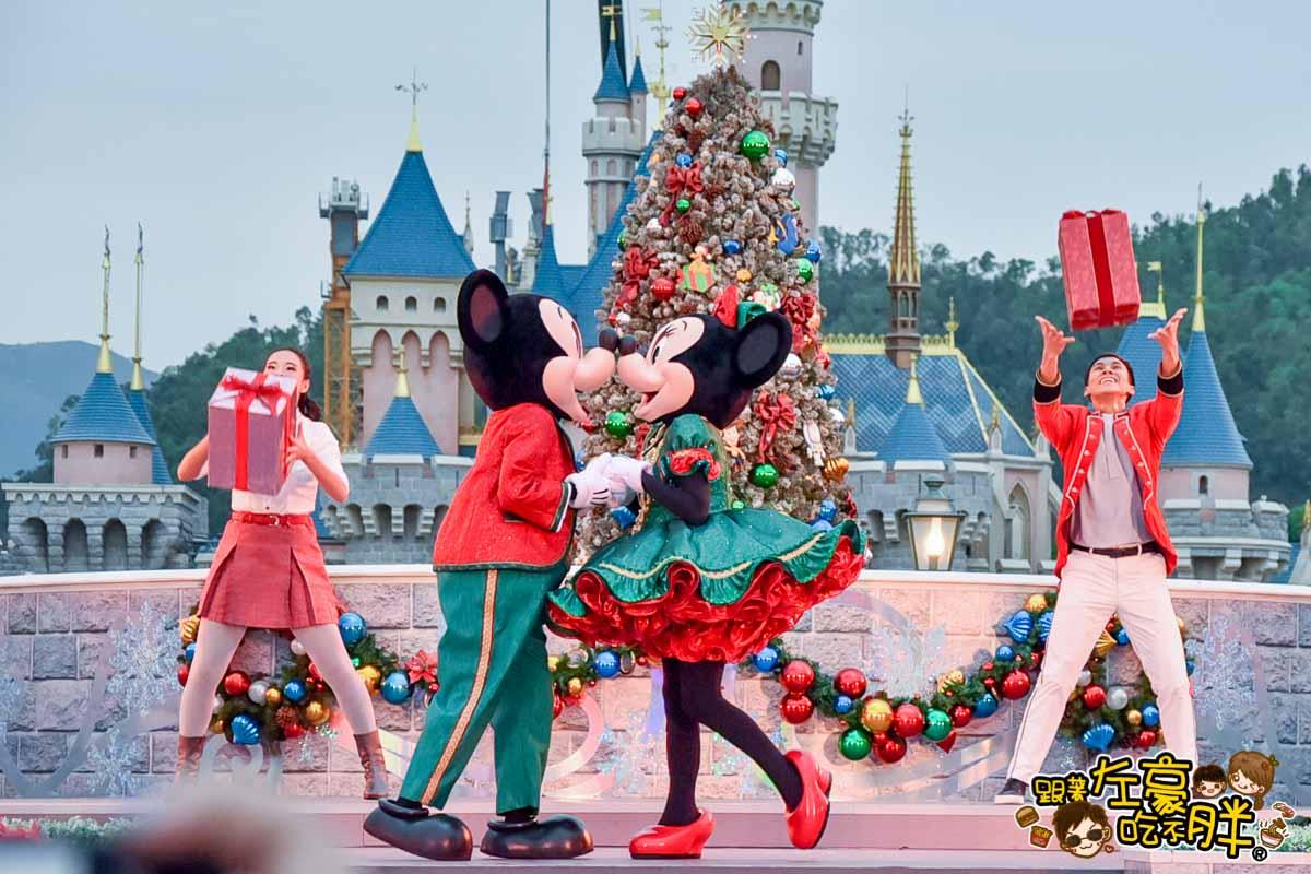2019香港迪士尼樂園(聖誕節特別活動)-169