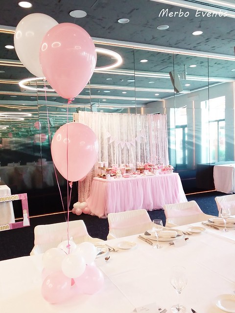 decoracion con globos merbo events