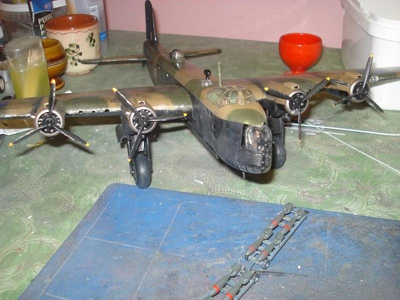 Short Stirling B1/B3 - Airfix 1/72 - Sida 8 45168833345_bb7218b754_b