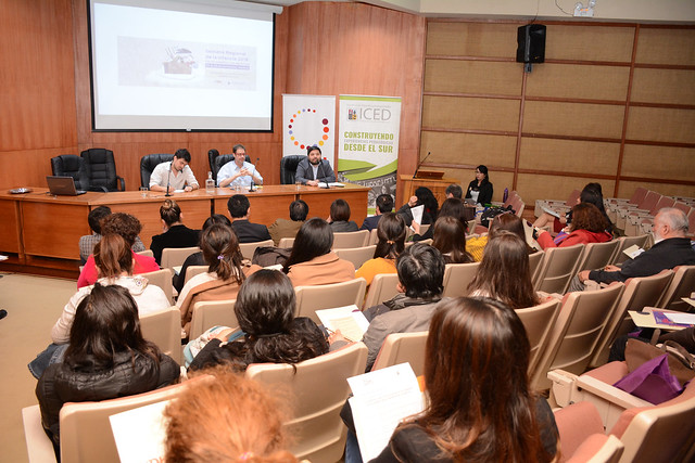 Inauguración Semana Regional de la Infancia en la UACh