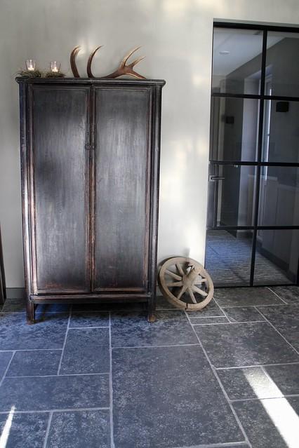 Antieke Chinese kast hal