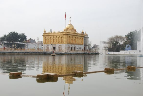 DSC_9970IndiaAmritsarShreeDurgianaTemple
