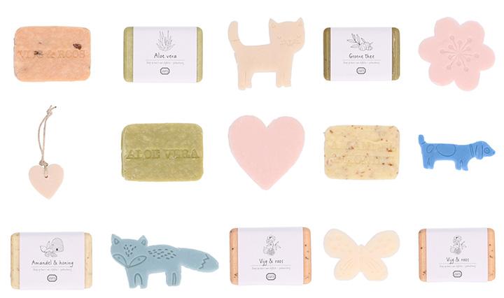 Nieuwe geuren én producten voor de badlijn van Dille & Kamille