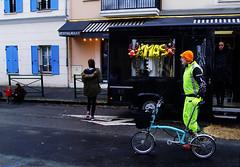 Petit vélo, grand cycliste.