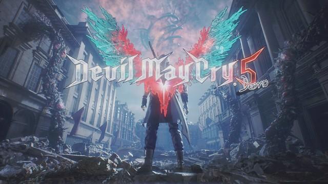 [Devil May Cry V] Preview เดโม เดวิล เมย์ คราย 5!