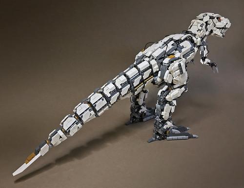 LEGO Mecha Tyrannosaur Mk2-07
