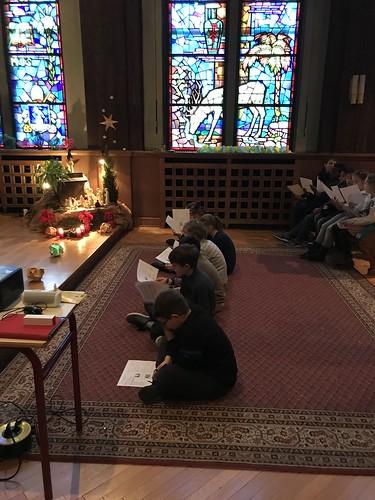 temps de prière