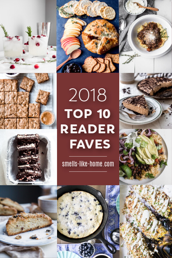 2018 Top 10 Reader Faves