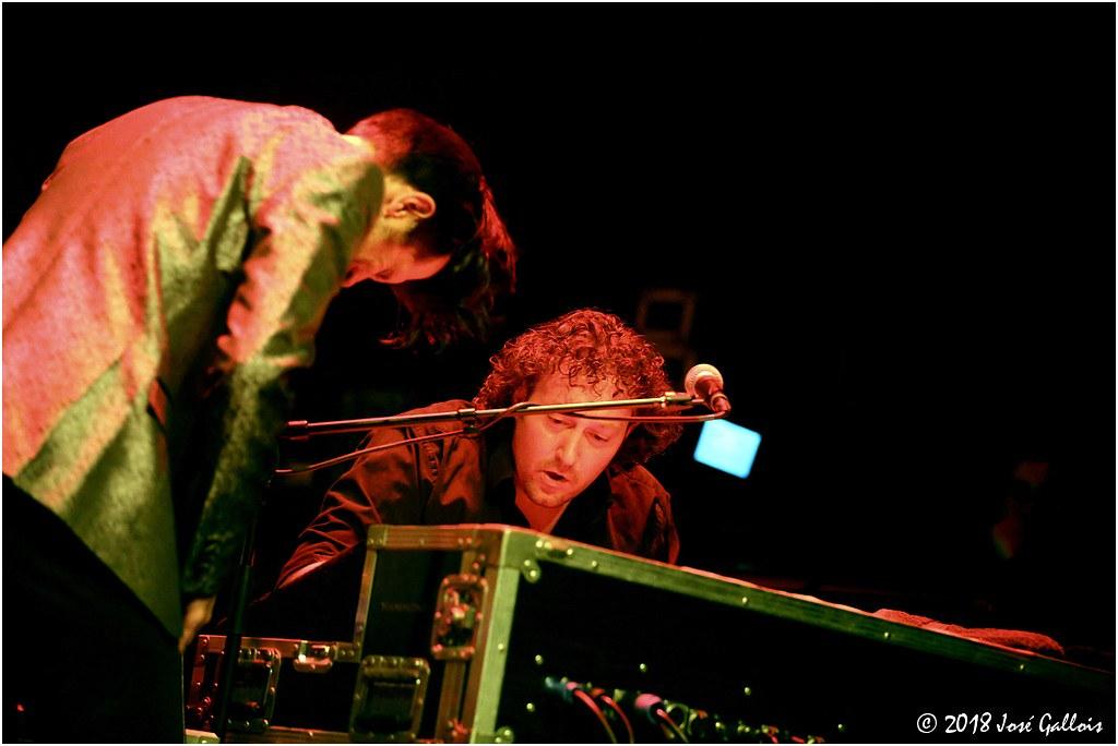 King's Rhythm Crew feat. Hugh Coltman + Jon Amor