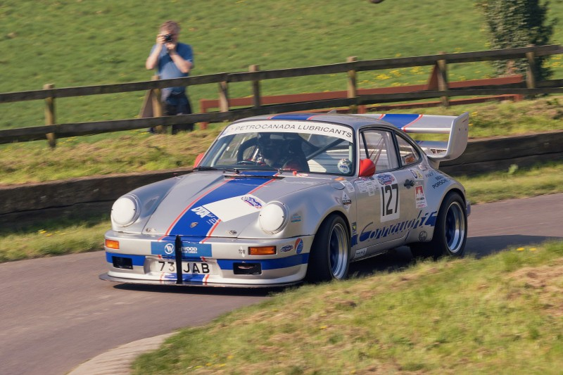 Phil Price, Porsche 930RS at Gurston (S Lister)