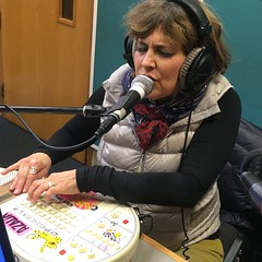 Azalia Snail and Thomas Stone performing live in session on The deXter Bentley Hello GoodBye Show on Resonance 104.4 FM in Central London on Saturday 10th November 2018.