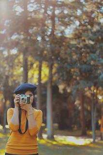 camera girl*