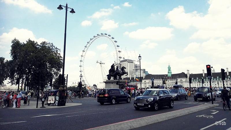 Londen citytrip reisblog