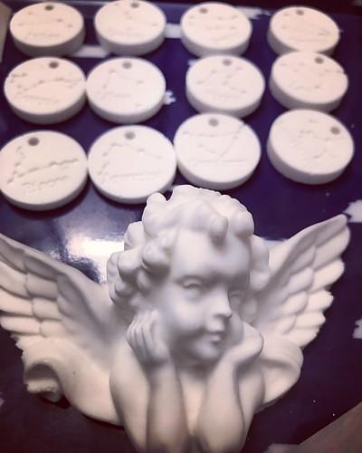 唔同做型的可愛天使