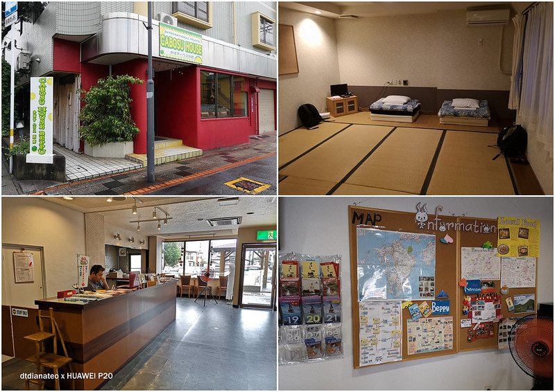 2018 International Hostel Cabosu House Beppu Original
