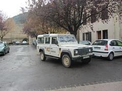 Taxi de Fort Libèria - Plaça del Geni - Vilafranca de Conflent - Photo of Urbanya