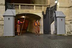 """ROMA - CIUDAD ETERNA  """"Guardia Suiza Pontificia"""""""