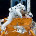 Hubble Servicing Mission 4-04
