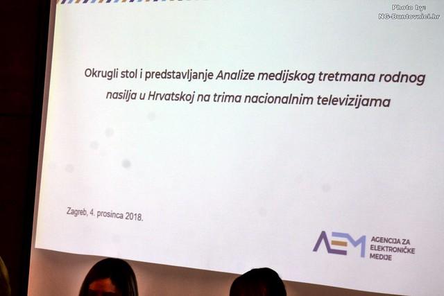 Analiza medijskog tretmana rodnog nasilja u Hrvatskoj
