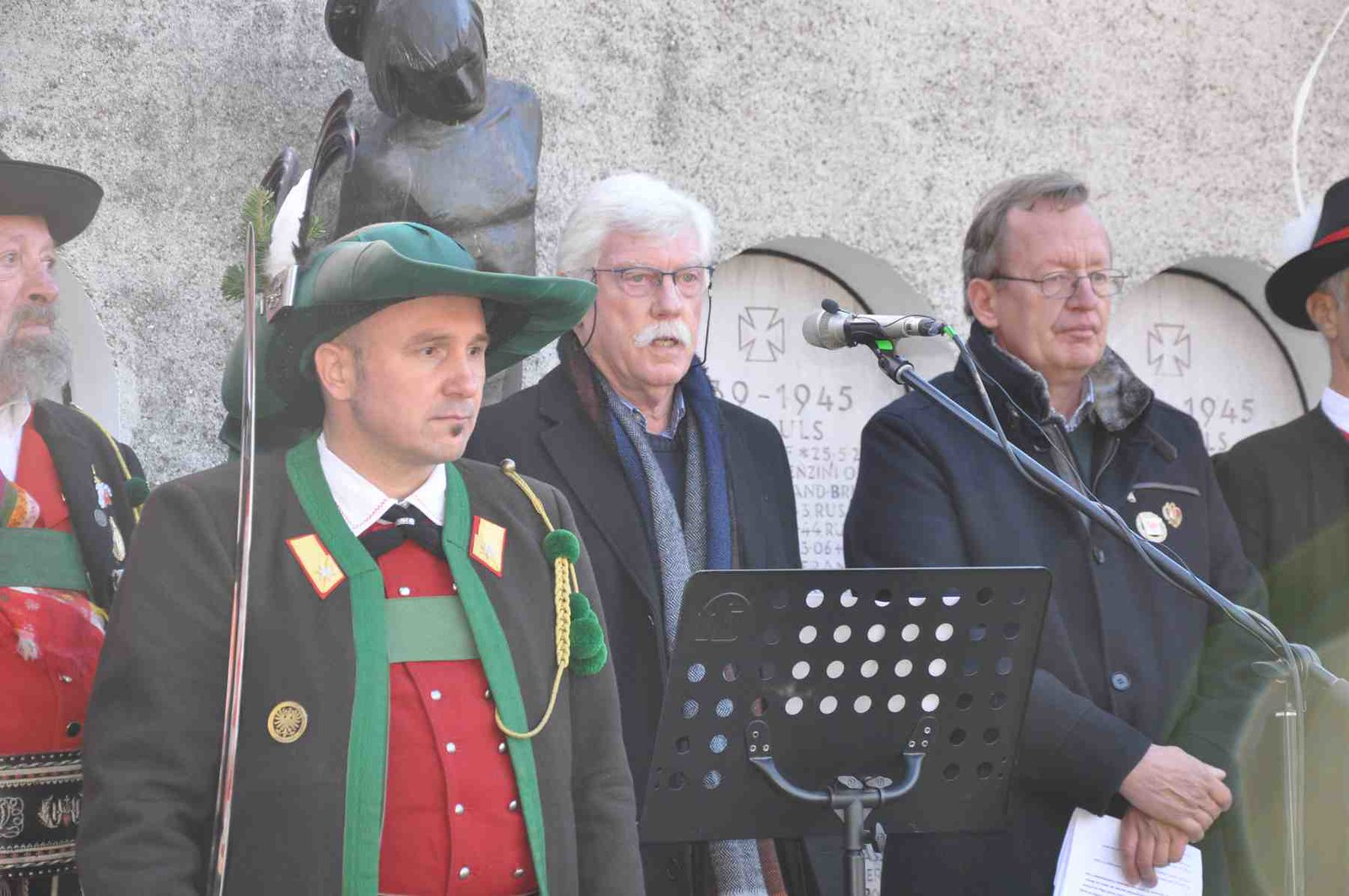 Sepp Kerschbaumer Gedenkfeier, St. Pauls, 8.12.2018
