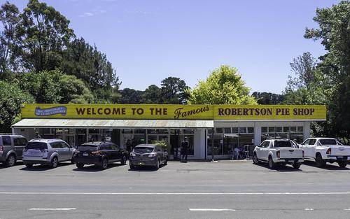 Famous Robertson Pie Shop