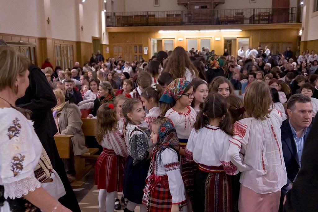 Concierto Villancicos Ortodoxos Rumanos de Aragon