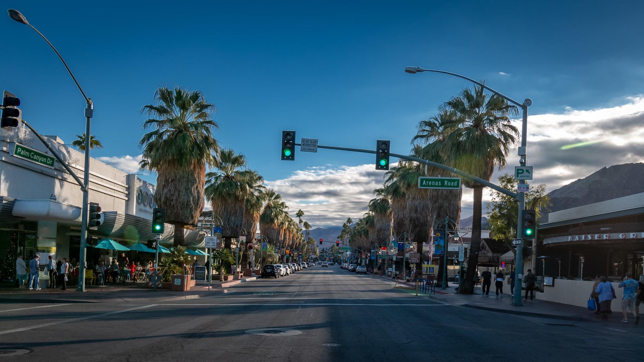 Palm Springs - Californie - [USA]