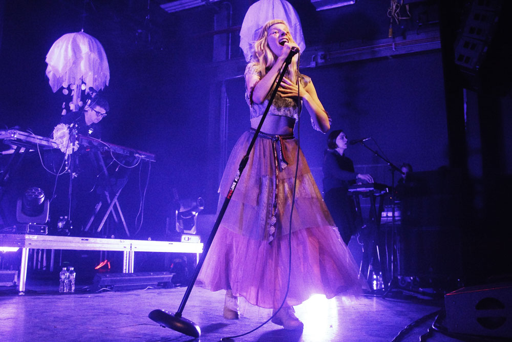 AURORA with Talos @ Brooklyn Steel