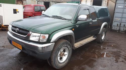 Toyota Hilux , 59-BB-RK