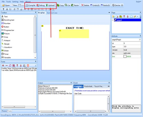 Domoticz-Espeasy-Nextion send data to Nextion - Domoticz
