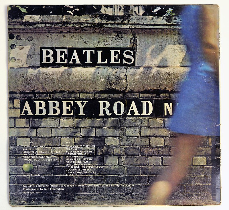 A0638 BEATLES Abbey Road
