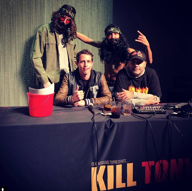 KILL TONY #308 (SAN ANTONIO)