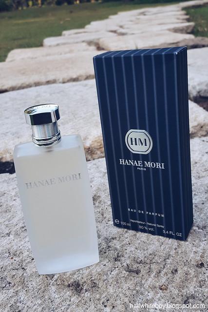 halfwhiteboy - Hanae Mori HM for Men EDP