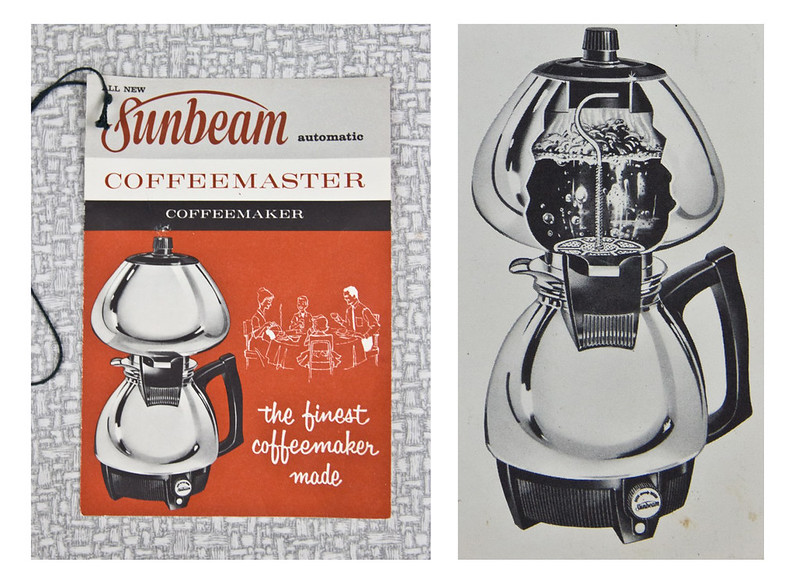Bình Siphon Coffeemaster - Sunbeam