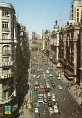 Madrid: Gran Vía