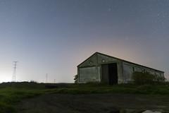 El granero solitaro