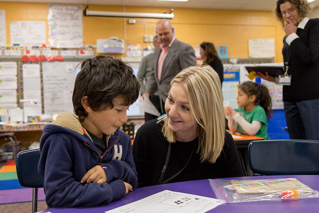 DMPS: A Flagship in Schools for Rigor
